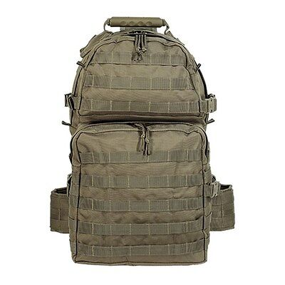 Voodoo Tactical 3-Day Assault Pack Hiking Hunting Travel Backpack MOLLE Coyote