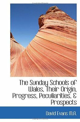 The Sunday Schools of Wales, Their Origin, Progress, Peculiarities, & Prospects