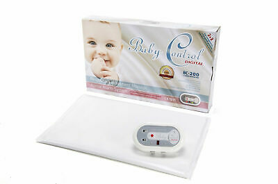 Baby Control BC-200 Breathing Monitor with 1 Sensor Pad CE Certified