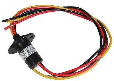 30A 250Rpm 380 VDC/VAC 3 Wires Wind Generator Slip Ring FOR Wind Turbine