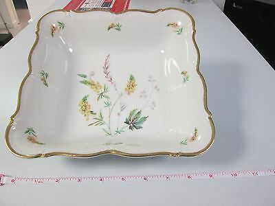 EDELSTEIN BAVARIA SQUARE BOWL FROM 1940