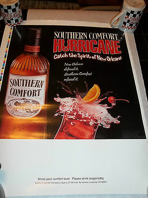 Southern Comfort Hurricane Poster