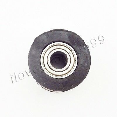 10mm Pulley Tensioner Wheel Guide Chain Roller 50 70 90 110 125 cc Dirt Pit Bike