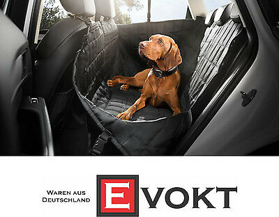 Audi Rear Seat Protection Cover For Dog & Car Lovers 8X0061680  Genuine New