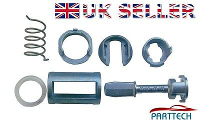 VW LUPO DOOR LOCK CYLINDER REPAIR KIT FRONT LEFT or RIGHT OSF - NSF