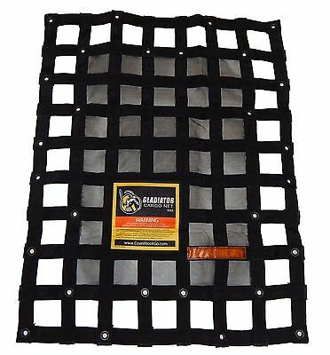 Heavy Duty Cargo Net - ATV/ QUAD (GAN-100) | By Gladiator Cargo Gear