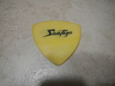 Guitar Pick - Johnny Lee Middleton - Savatage - Poets and Madmen Tour 2001-2002