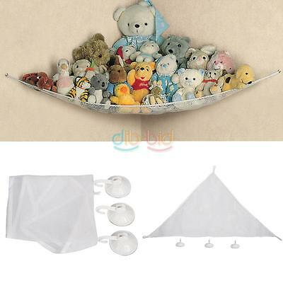 Large Toy Teddy Hammock Keep Baby Child Bedroom Tidy Storage Nice UK
