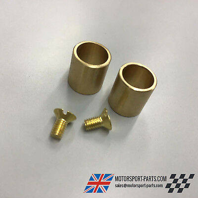 VWBeetle/Camper 31/34 PICT3 Carb,Repair Bushes & Brass Butterfly Screws OE940