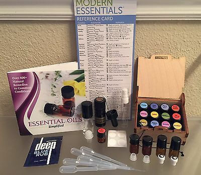 doTERRA Essential Oil Family Physician 1mL Kit Lot + ADDED Serenity & Elevation!