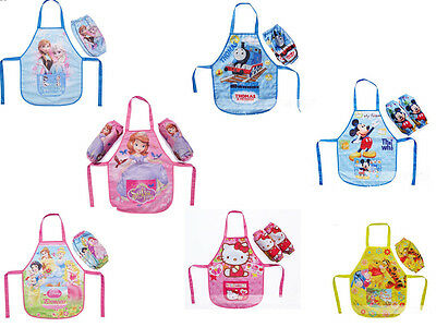Waterproof Kids Paint Apron Smock with Sleeve Art craft Painting Cooking