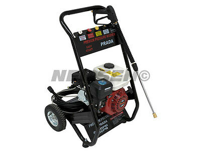 Prada Petrol Pressure Washer 5.5Hp Engine Powerfull 2200 Psi