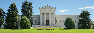 Mausoleum cremation niche Fairmount Denver Co.