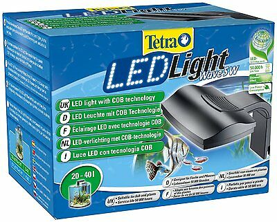 Tetra *  LED Light with COB technology * Wave,5 W ,8,5 W