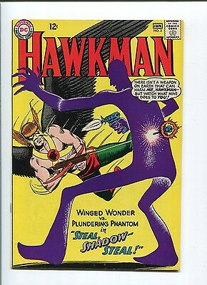 Hawkman  #5   9.0/9.2  Vf/nm  One Owner!!  Nice Pages!   Very Cool Cover!!