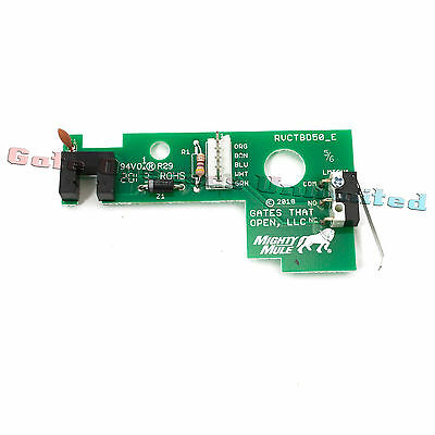 Mighty Mule FM502 Parts - RVCTBD50 Rev Counter Replacement Control Board