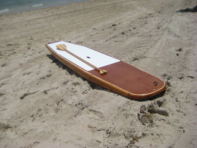 Stand Up Paddle Board (SUP) Building Plans