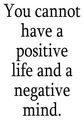 Motivational inspirational quote positive life poster picture print wall art 084