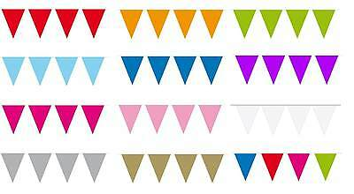 3M mini Bunting triangle flags sports party celebration anniversary baby