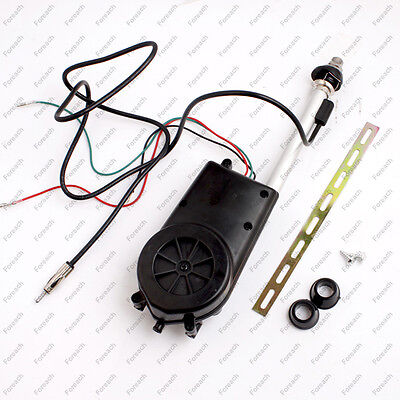 Electric Aerial Antenna For Holden Commodore Statesman Car SS VT VX VY VZ W/Mast
