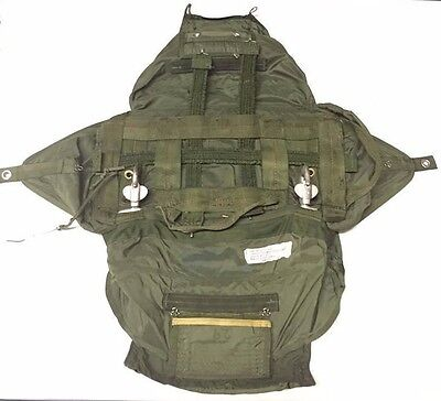 Parachute Pack Tray T-10 Reserve Mirps Slcp Army Airborne Paratrooper