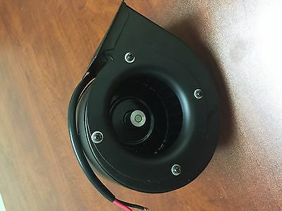 Centrifugal DC Blower Fan, 24V ZHF247 3200 RPM brand new overstocked