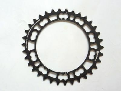 Rotor Q Ring 34t 110 BCD Chain Ring Compatible With Most Compact Crank Sets