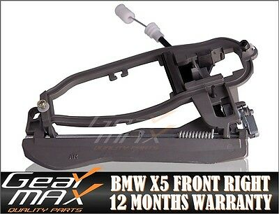 Front Driver Right Side Door Handle Carrier for BMW X5 (E53) ///51218243616///