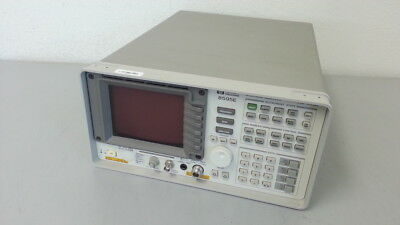 Agilent / HP 8595E Portable Spectrum Analyzer, 9 kHz to 6.5 GHz + Option 004 041