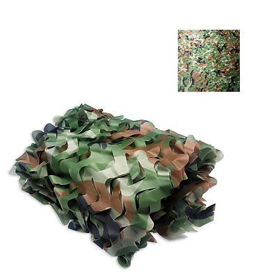 UK 6.5ftx5ft Kids Bedroom Home Decoration Hide Army Camouflage Net Camo Netting