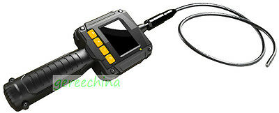 Video Inspection camera 8mm IP67 Camera Borescope Endoscope Color LCD Monitor