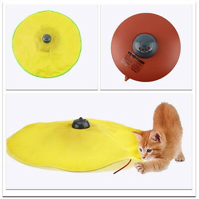Cat Meow Toy - Cat Mouse Toy, Cat Indoor Excercise Fun Toy, Clever Moving NEW FT