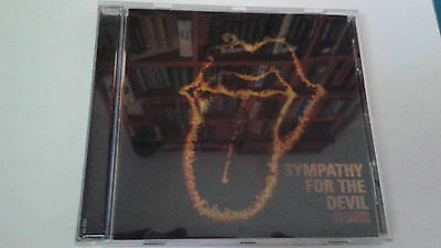 """The Rolling Stones """"sympathy For The Devil Remix"""" Cd Single 6 Tracks"""