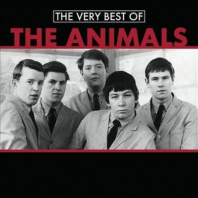 NEW The Very Best Of The Animals (Audio CD)
