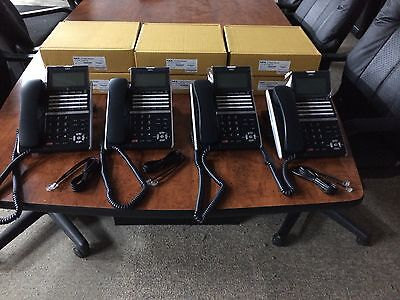 New NEC  Univerge SV9100 Telephone System with 6 x 24 Button Executive  Handsets