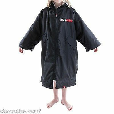 DryRobe Advance SMALL Ladies Juniors Waterproof Thermal Beach Changing Robe NEW