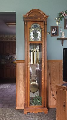 Howard Miller (Van Reypen) 68th Anniversary Edition Grandfather Clock (610-672)