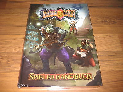 Earthdawn 4. Edition Spielerhandbuch Hardcover Ulisses / FASA 2015 Neu OVP