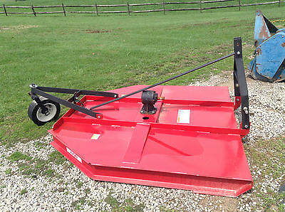 New Andy 6 Foot Model 600 Brush Cutter Brush Hog