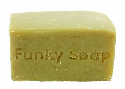 1 piece Fairtrade African Moringa Soap 100% Natural Handmade 120g