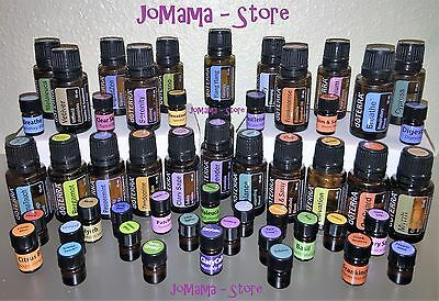 doTERRA Essential Oil Samples - 1mL & 2mL - Lowest Prices - FREE doTERRA Box*