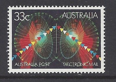 Australia 1985 Electronic Mail Stamp