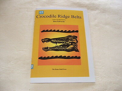 Crocodile Ridge Belts
