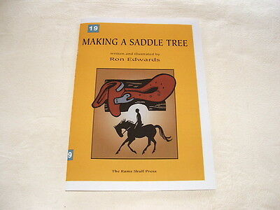 Making a Saddle Tree