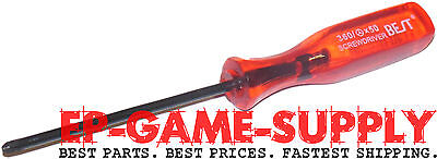 Tri-Wing Screwdriver Tool For Nintendo Wii 3DS XL DS Lite DSi Gamecube GBA