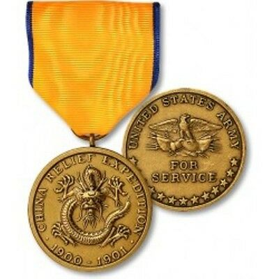China Campaign  Medal