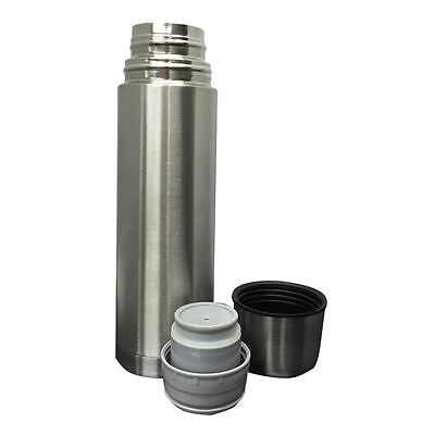 Vacuum Flask Unbreakable Stainless Steel Coffee Bottle Thermos 500ml Free Ship