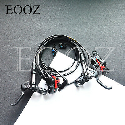 Brand New Shimano Deore BR-M615 M615 Hydraulic Disc Brake Set