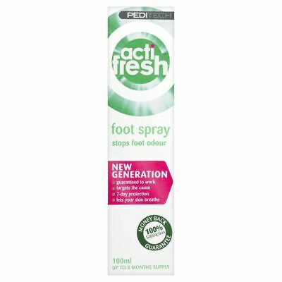 Peditech Foot Odour Treatment 100ml