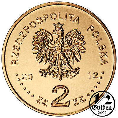 Poland Complete Set Of 15 Coins 2 Zloty 2012 Nordic Gold Uncirculated Coins